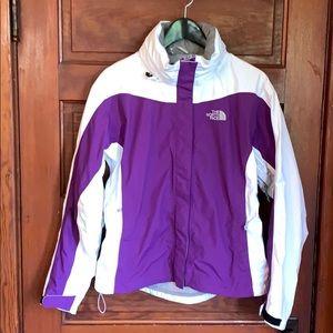 North Face coat size medium